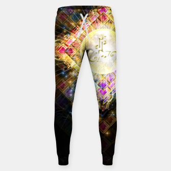 Thumbnail image of Fidelity Sweatpants, Live Heroes