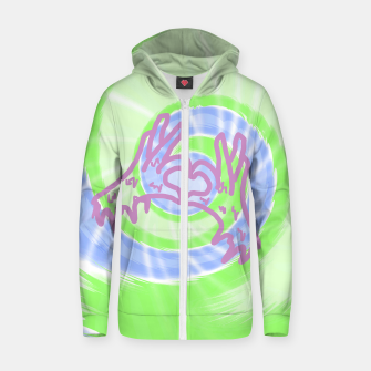 Thumbnail image of Heart You Hoodie, Live Heroes
