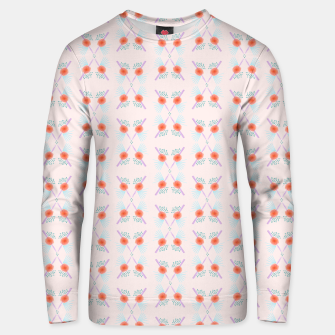 Thumbnail image of Space lollipops Unisex sweater, Live Heroes