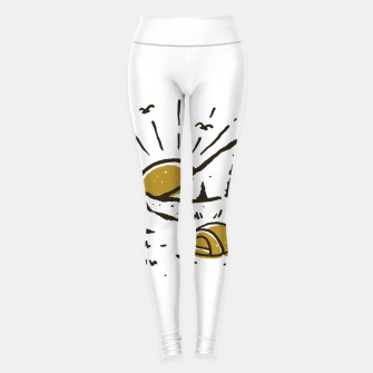 Miniature de image de Sunrise Mountain Leggings, Live Heroes