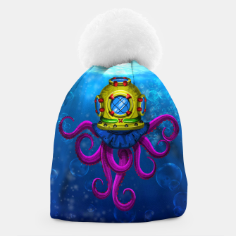 Thumbnail image of AN OCTOPUS! / UN PULPO! Gorro, Live Heroes