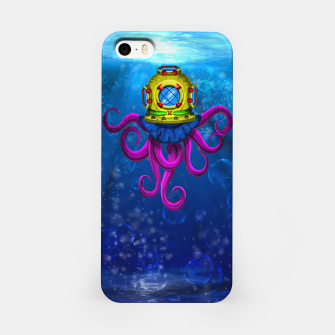 Thumbnail image of AN OCTOPUS! / UN PULPO! Carcasa por Iphone, Live Heroes