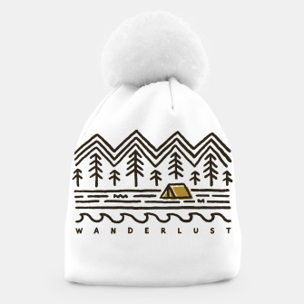 Thumbnail image of Wanderlust Beanie, Live Heroes
