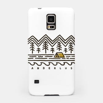 Thumbnail image of Wanderlust Samsung Case, Live Heroes