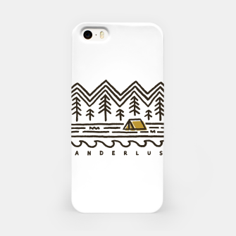Wanderlust iPhone Case miniature