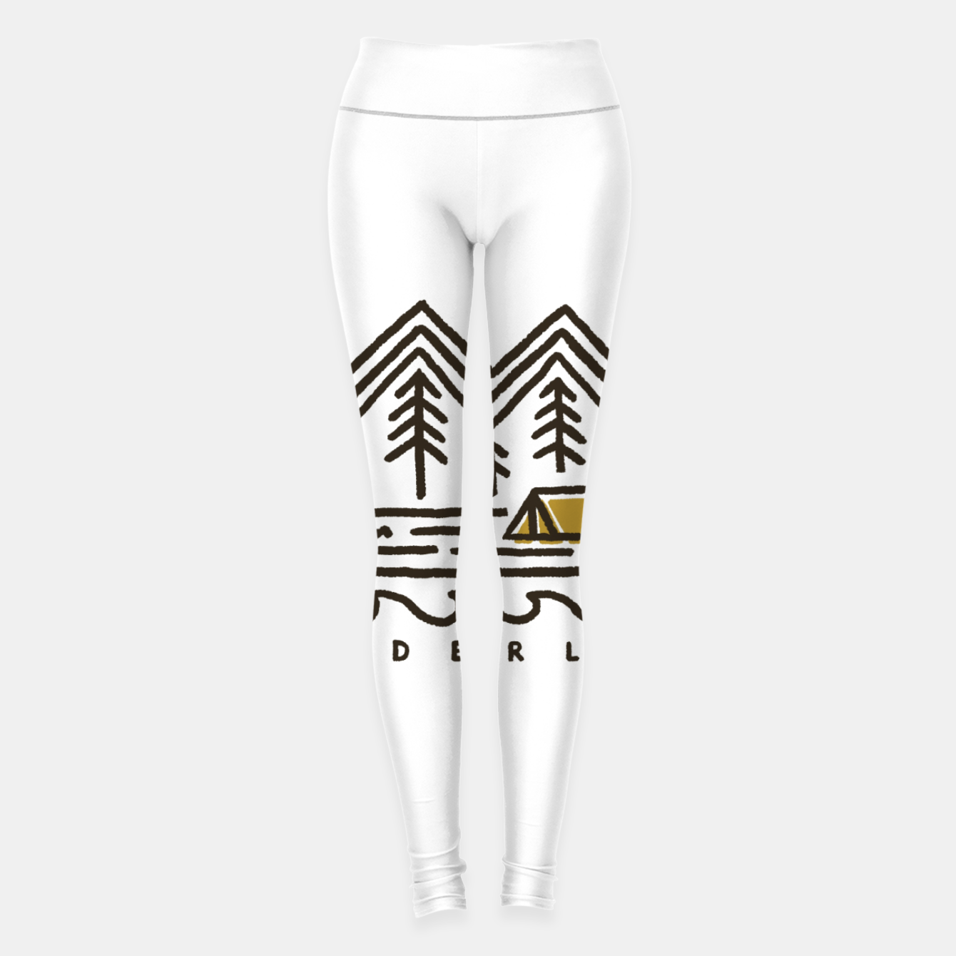 Image of Wanderlust Leggings - Live Heroes