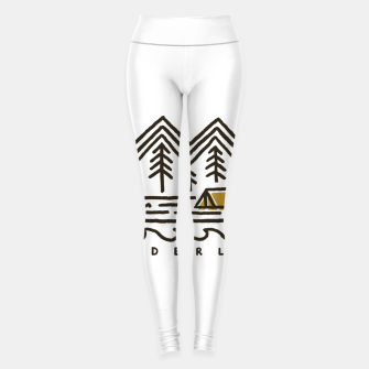 Thumbnail image of Wanderlust Leggings, Live Heroes