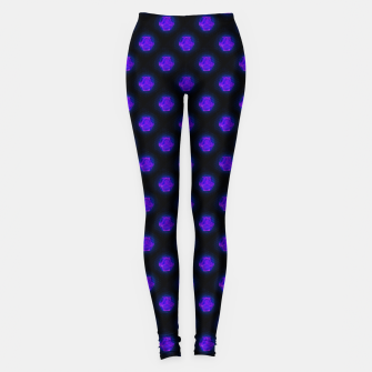 Metatrons Matrix Cool Leggings Bild der Miniatur