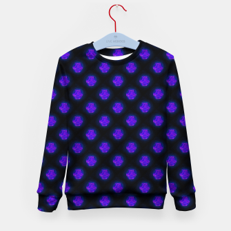 Metatrons Matrix Cool Kid's sweater obraz miniatury