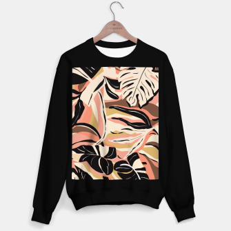 Miniature de image de Tropical modern graphic I Sudadera regular, Live Heroes