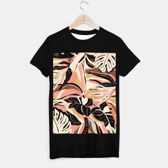 Miniature de image de Tropical modern graphic I Camiseta Regular, Live Heroes
