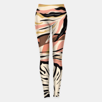 Miniature de image de Tropical modern graphic I Leggings, Live Heroes