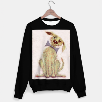 Thumbnail image of Arnold the dog Sweater regular, Live Heroes