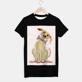 Thumbnail image of Arnold the dog T-shirt regular, Live Heroes