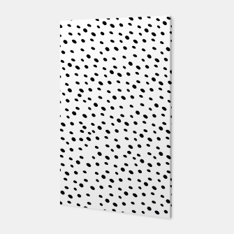 Imagen en miniatura de Cheetah Animal Print Glam #1 #dots #pattern #decor #art  Canvas, Live Heroes