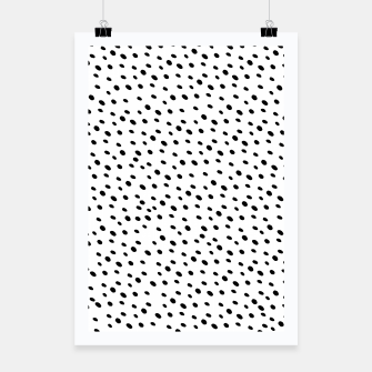 Imagen en miniatura de Cheetah Animal Print Glam #1 #dots #pattern #decor #art  Plakat, Live Heroes