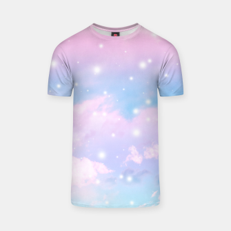 Thumbnail image of Pastel Cosmos Dream #4 #decor #art  T-Shirt, Live Heroes