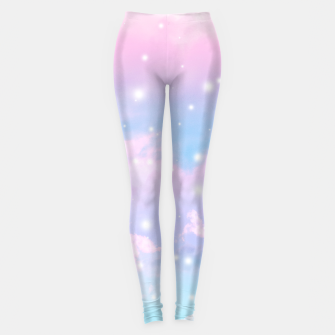 Thumbnail image of Pastel Cosmos Dream #4 #decor #art  Leggings, Live Heroes