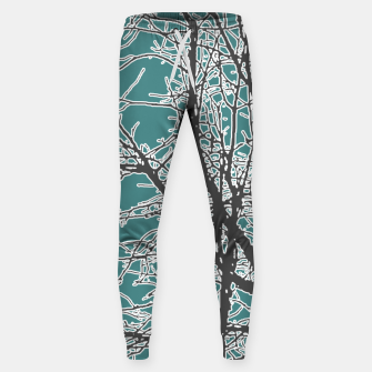 Thumbnail image of Nature Vector Style Illustration Sweatpants, Live Heroes