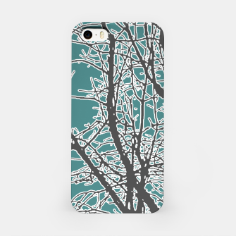 Thumbnail image of Nature Vector Style Illustration iPhone Case, Live Heroes