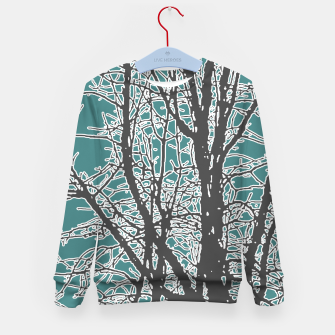 Thumbnail image of Nature Vector Style Illustration Kid's sweater, Live Heroes