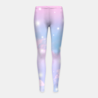 Thumbnail image of Pastel Cosmos Dream #4 #decor #art  Kinder-Leggins, Live Heroes