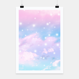 Miniature de image de Pastel Cosmos Dream #4 #decor #art  Plakat, Live Heroes