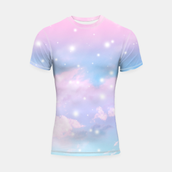 Miniature de image de Pastel Cosmos Dream #4 #decor #art  Shortsleeve rashguard, Live Heroes