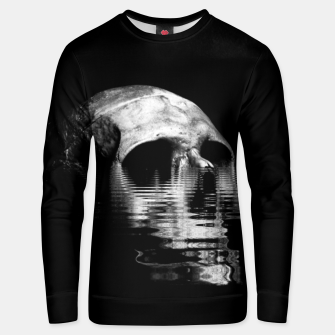 Thumbnail image of Skull and water  Unisex pull, Live Heroes