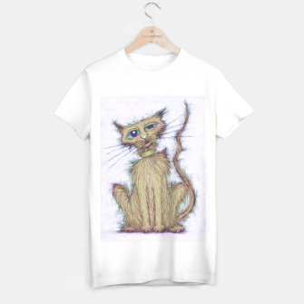 Thumbnail image of Smelly cat T-shirt regular, Live Heroes