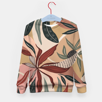 Miniature de image de Abstract nature autumn 9 Sudadera para niños, Live Heroes