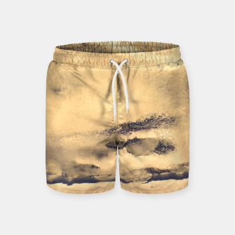 Miniatur Ice Cube  Badeshorts, Live Heroes