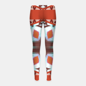 Thumbnail image of Computer Graphics Kinder-Leggins, Live Heroes