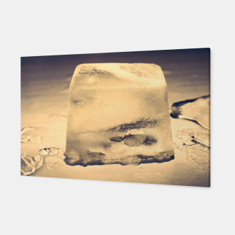 Miniatur Ice Cube  Canvas, Live Heroes