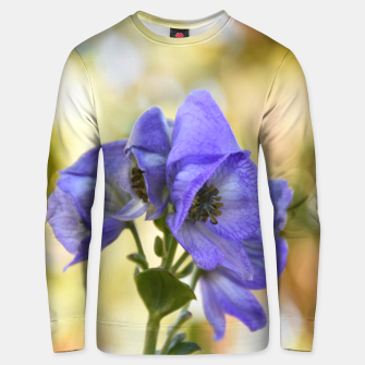 Thumbnail image of autumn blue flower Bluza unisex, Live Heroes