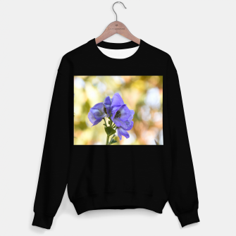 Thumbnail image of autumn blue flower Bluza standard, Live Heroes