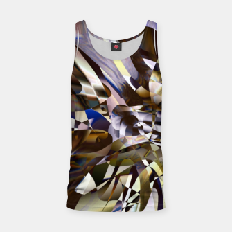 Thumbnail image of Timelaps machine Tank Top, Live Heroes