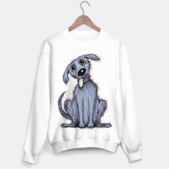 Thumbnail image of Blue dog Sweater regular, Live Heroes