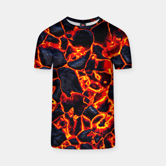 Thumbnail image of Burning in desires  Camiseta, Live Heroes