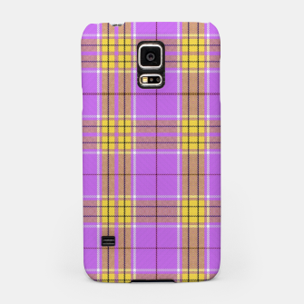 Thumbnail image of TARTAN COLOURS 2 Samsung Case, Live Heroes