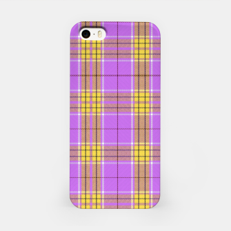 Thumbnail image of TARTAN COLOURS 2 iPhone Case, Live Heroes