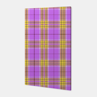 Thumbnail image of TARTAN COLOURS 2 Canvas, Live Heroes