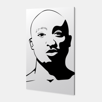 Thumbnail image of Tupac keep your head up Canvas, Live Heroes