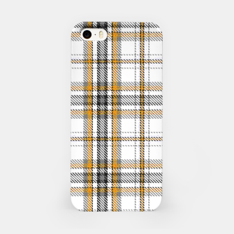 TARTAN COLOURS 3 iPhone Case Bild der Miniatur