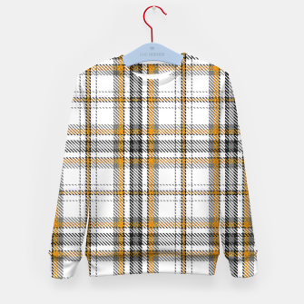 TARTAN COLOURS 3 Kid's sweater Bild der Miniatur