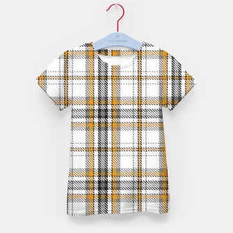 TARTAN COLOURS 3 Kid's t-shirt Bild der Miniatur
