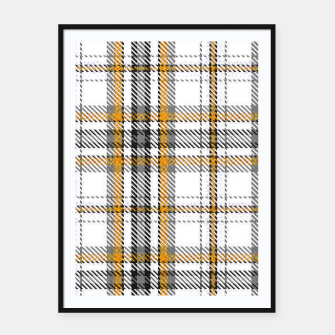 Thumbnail image of TARTAN COLOURS 3 Framed poster, Live Heroes
