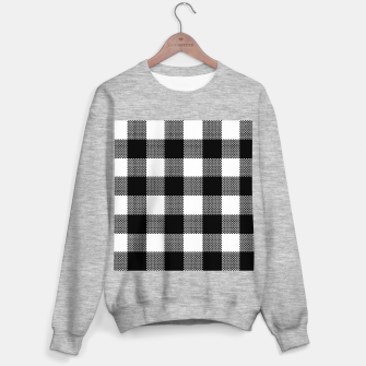 Imagen en miniatura de CHECKED IN 8A Sweater regular, Live Heroes