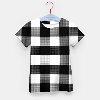 Imagen en miniatura de CHECKED IN 8A Kid's t-shirt, Live Heroes
