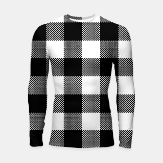 Thumbnail image of CHECKED IN 8A Longsleeve rashguard , Live Heroes